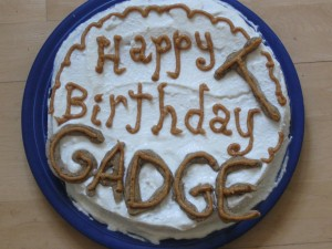 Gadgets cake