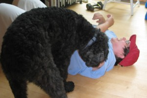 Barnum bites Betsy.