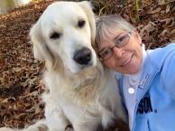 Golden Retriever Service Dogs Shai